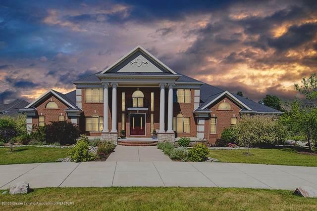 3633 Wandering Way, Okemos, MI 48864 (MLS #245142) :: Real Home Pros