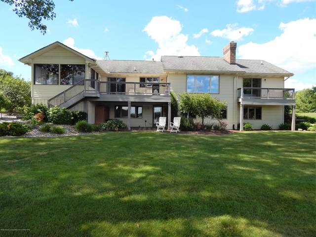 9283 W Scenic Lake Drive, Laingsburg, MI 48848 (MLS #245591) :: Real Home Pros