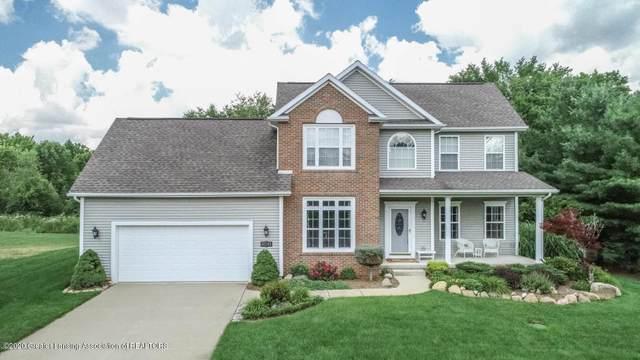 10243 River Rock Boulevard, Dimondale, MI 48821 (MLS #246554) :: Real Home Pros