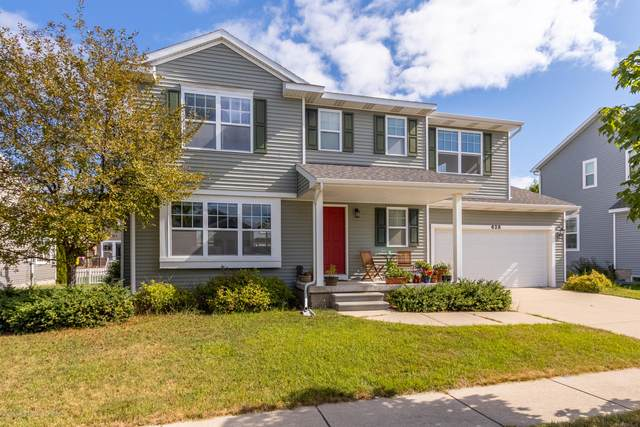 628 Puffin Place, East Lansing, MI 48823 (MLS #247455) :: Real Home Pros