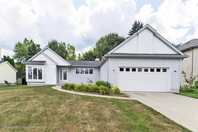 3912 E Sunwind Drive, Okemos, MI 48864 (MLS #248829) :: Real Home Pros