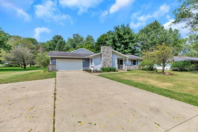 4266 Springbrook Road, Jackson, MI 49201 (MLS #248919) :: Real Home Pros