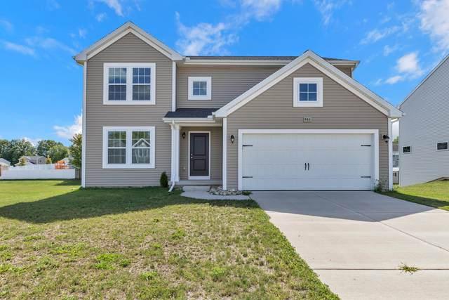 953 Pennine Ridge Way, Grand Ledge, MI 48837 (MLS #249088) :: Real Home Pros