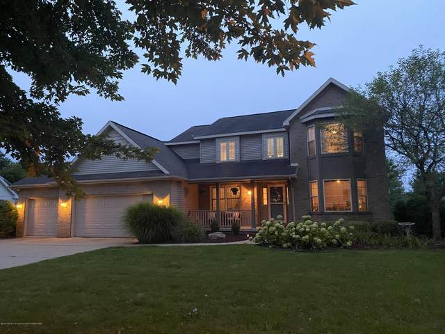 3159 Granview Lane, Dewitt, MI 48820 (MLS #249410) :: Real Home Pros