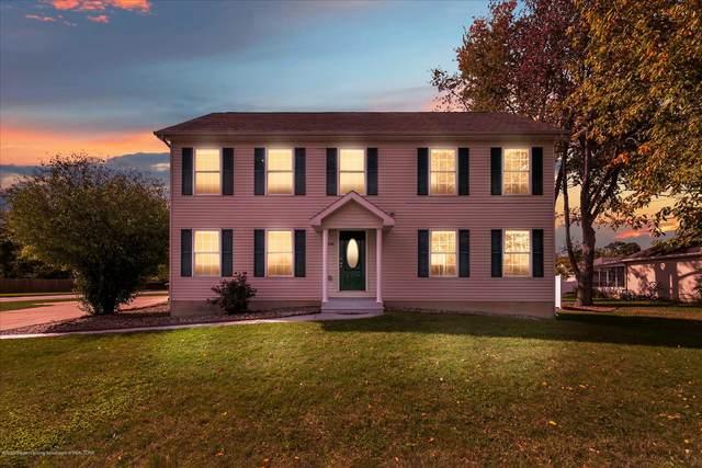 4834 Sir Austin Drive, Jackson, MI 49201 (MLS #250155) :: Real Home Pros