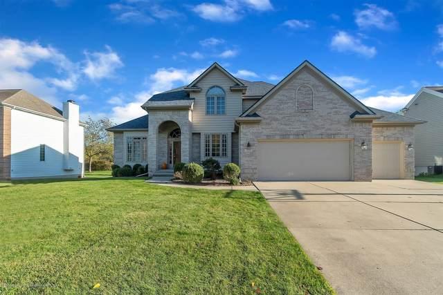 5572 Star Flower Drive, Haslett, MI 48840 (MLS #250512) :: Real Home Pros