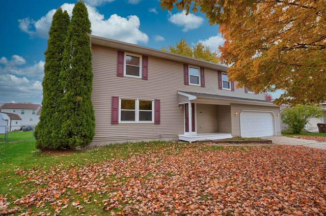 4558 W Glenberry Drive, Holt, MI 48842 (MLS #250855) :: Real Home Pros