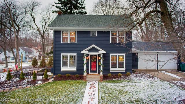 1048 Chesterfield Parkway, East Lansing, MI 48823 (MLS #252195) :: Real Home Pros