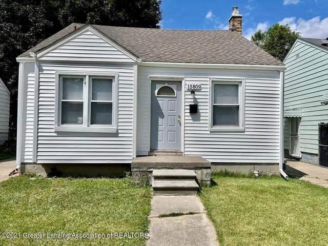 15809 Fairmount Drive, Detroit, MI 48205 (MLS #258939) :: Home Seekers