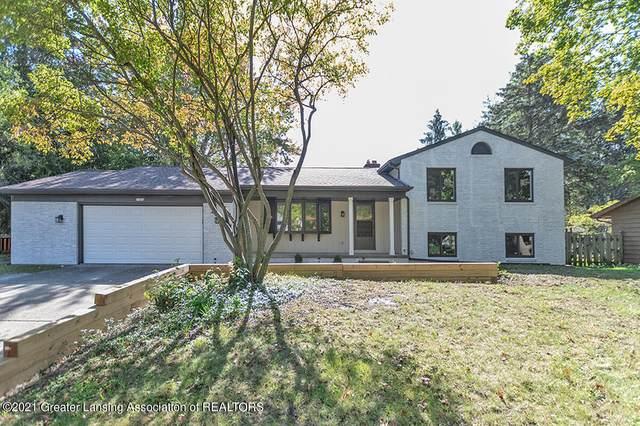 2065 Shagbark Lane, Okemos, MI 48864 (MLS #259517) :: Home Seekers