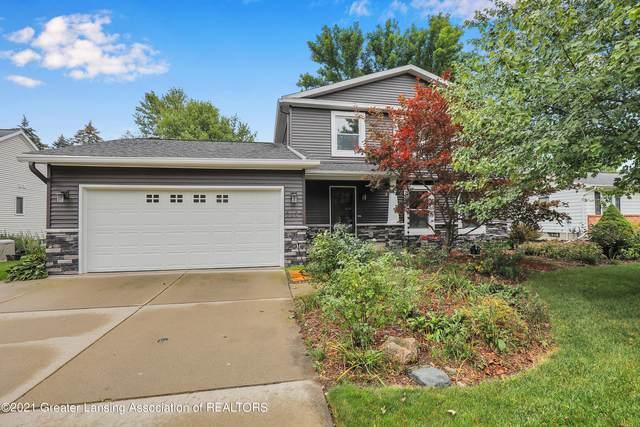 5604 Wood Valley Drive, Haslett, MI 48840 (MLS #259750) :: Home Seekers