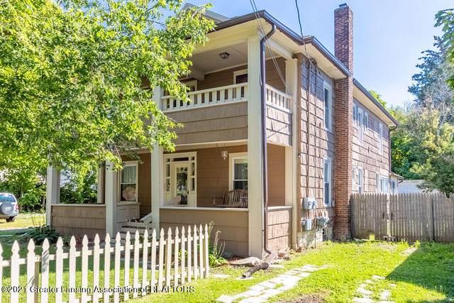 1717 William Street, Lansing, MI 48915 (MLS #259761) :: Home Seekers