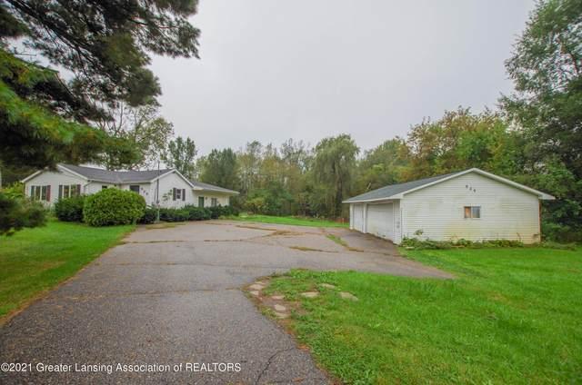 929 N Cedar Road, Mason, MI 48854 (MLS #260217) :: Home Seekers