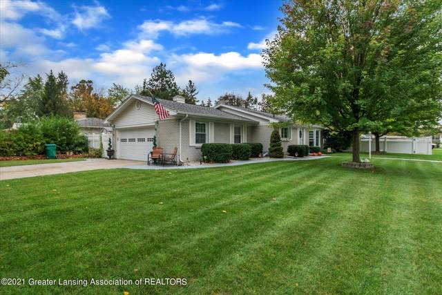 4309 Darron Drive, Lansing, MI 48917 (MLS #260434) :: Home Seekers