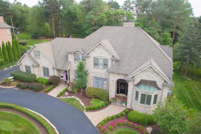 2453 Pine Hollow Drive, East Lansing, MI 48823 (MLS #220611) :: Real Home Pros