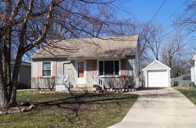 504 Hume Boulevard, Lansing, MI 48917 (MLS #221844) :: Real Home Pros
