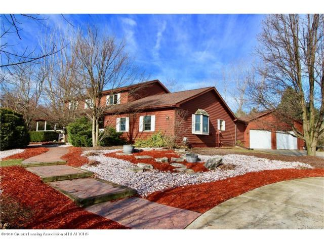 12128 Sandcastle Drive, Perry, MI 48872 (MLS #223350) :: Real Home Pros