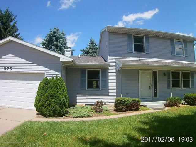 875 E Columbia, Mason, MI 48854 (MLS #227291) :: Real Home Pros