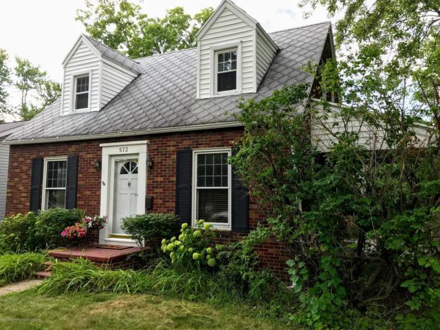 573 Paris Avenue, Lansing, MI 48910 (MLS #228600) :: Real Home Pros