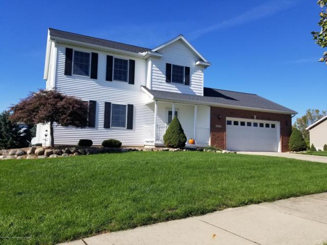 3317 Fieldberry Lane, Charlotte, MI 48813 (MLS #230176) :: Real Home Pros