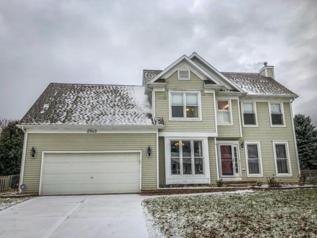 2543 Brookview Lane, Dewitt, MI 48820 (MLS #231881) :: Real Home Pros