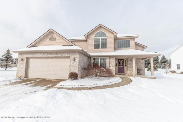 6677 White Clover Drive, East Lansing, MI 48823 (MLS #234139) :: Real Home Pros