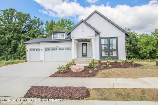 636 Magenta Court, Haslett, MI 48840 (MLS #254107) :: Home Seekers