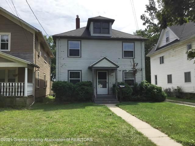 1009 W Ionia Street, Lansing, MI 48915 (MLS #254662) :: Home Seekers