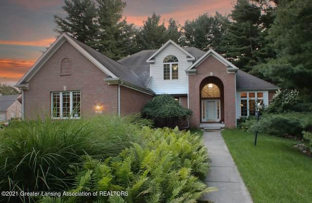 4094 Breakwater Drive, Okemos, MI 48864 (MLS #256895) :: Home Seekers