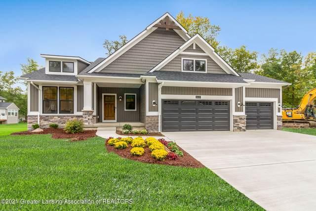 11410 Traverse Drive, Grand Ledge, MI 48837 (MLS #257643) :: Home Seekers