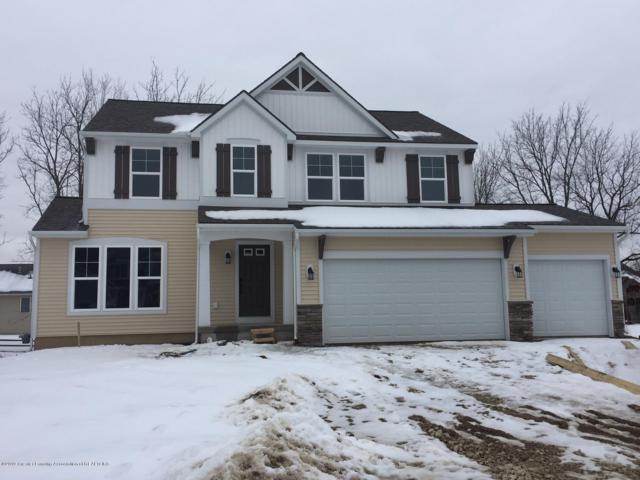 3539 Matterhorn Drive, Lansing, MI 48906 (MLS #230144) :: Real Home Pros