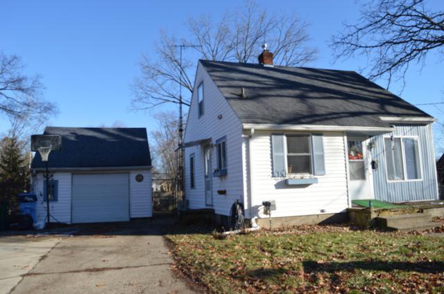 2105 S Rundle Avenue, Lansing, MI 48910 (MLS #232029) :: Real Home Pros