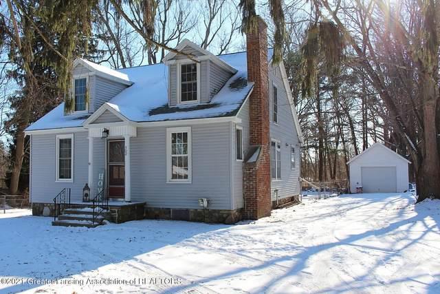 302 Yale Street, Olivet, MI 49076 (MLS #249877) :: Real Home Pros