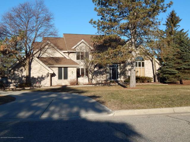 6371 Island Lake Drive, East Lansing, MI 48823 (MLS #223849) :: Real Home Pros