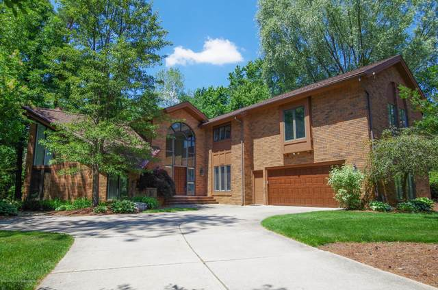 1794 Sashabaw Drive, Okemos, MI 48864 (MLS #244736) :: Real Home Pros