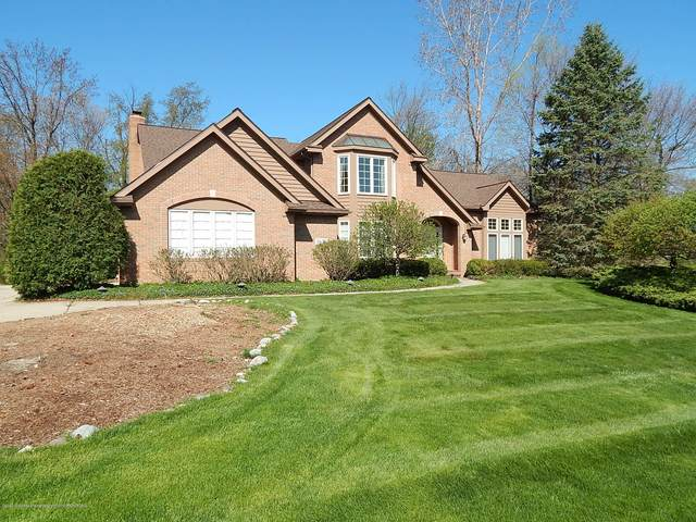 3651 Beech Tree Lane, Okemos, MI 48864 (MLS #243913) :: Real Home Pros