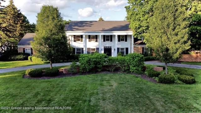 363 Walbridge Drive, East Lansing, MI 48823 (MLS #248261) :: Home Seekers