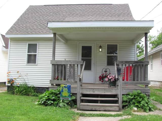 617 N Clemens Avenue, Lansing, MI 48912 (MLS #247224) :: Real Home Pros