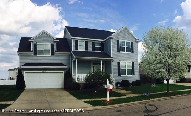 3616 Kiskadee Drive #20, East Lansing, MI 48823 (MLS #217075) :: Buffington Real Estate Group