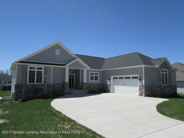 411 Bubbling Spring Court, Mason, MI 48854 (MLS #217219) :: PreviewProperties.com