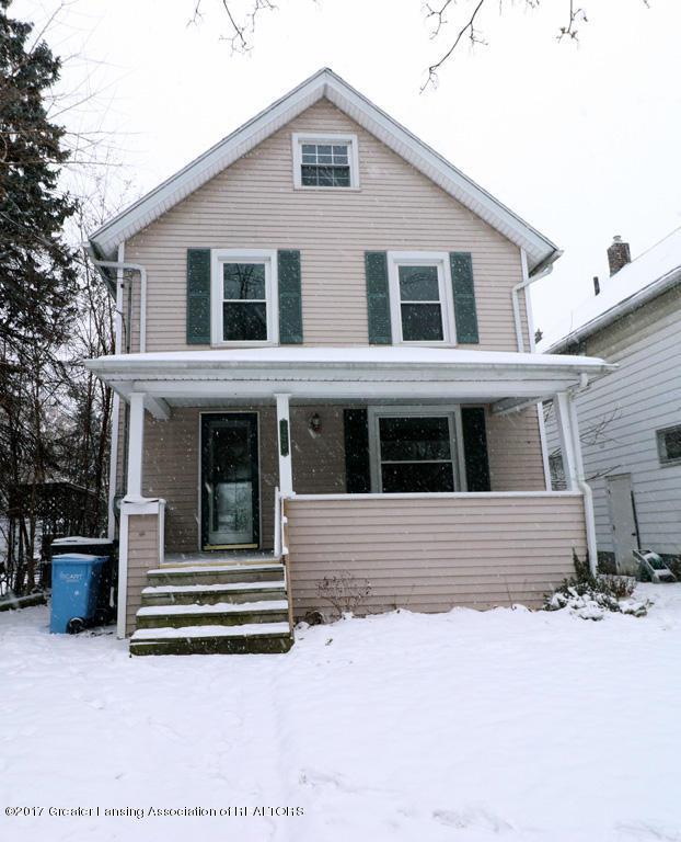 320 S Fairview Avenue, Lansing, MI 48912 (MLS #222149) :: Buffington Real Estate Group