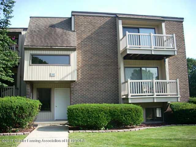 500 Woodingham Drive #8, East Lansing, MI 48823 (MLS #223543) :: Real Home Pros
