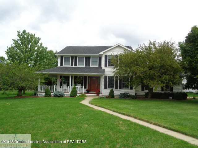 7340 Sandpiper Lane, Lansing, MI 48917 (MLS #223620) :: Real Home Pros