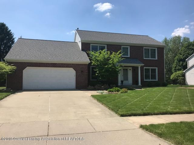 4387 Satinwood, Okemos, MI 48864 (MLS #226618) :: Real Home Pros