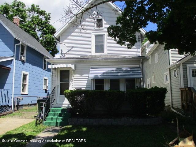 222 Ferguson Street, Lansing, MI 48912 (MLS #226902) :: Real Home Pros