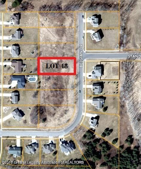 Lot 48 Belgian Drive, Lansing, MI 48906 (MLS #227036) :: Real Home Pros