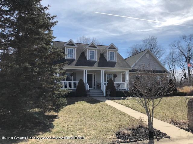 10326 Rock Hollow Lane, Dimondale, MI 48821 (MLS #227051) :: Real Home Pros