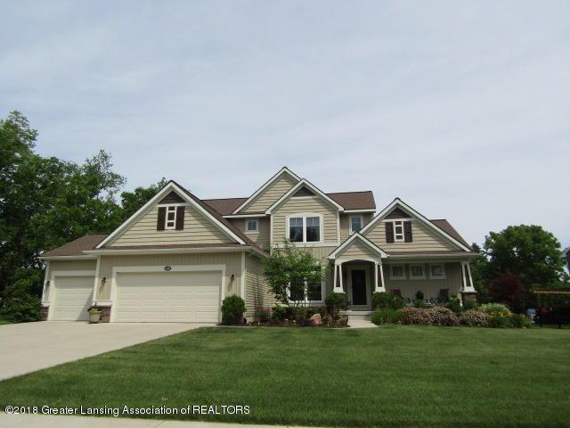 1490 Wellman Road, Dewitt, MI 48820 (MLS #227294) :: Real Home Pros