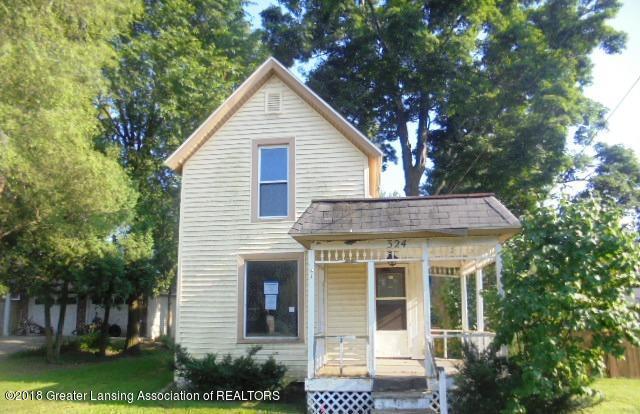324 State Street, Eaton Rapids, MI 48827 (MLS #228107) :: Real Home Pros