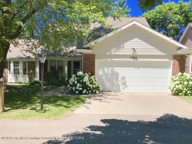 1305 Glenmeadow Lane, East Lansing, MI 48823 (MLS #228220) :: Real Home Pros